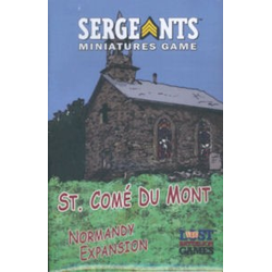 Sergeants Miniature Game: Saint Come-du-Mont