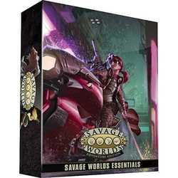 Savage Worlds RPG: Essentials (box)