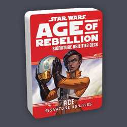 Star Wars: Age of Rebellion: Specialization Deck - Ace Signature Abilities