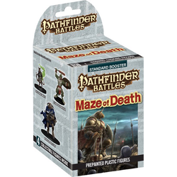 Pathfinder Battles: Maze of Death Booster Brick (8)
