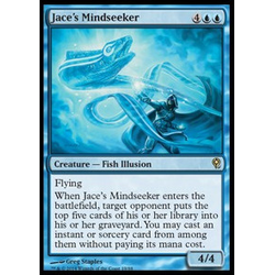 Magic löskort: Duel Decks: Jace vs Vraska: Jace's Mindseeker
