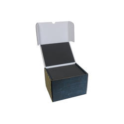 Safe & Sound Half-sized Large Box with 160 mm raster foam trays