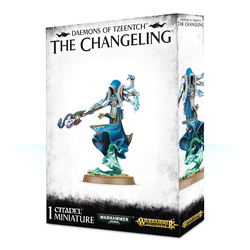Disciples of Tzeentch The Changeling