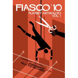 Fiasco: Anthology Vol 1 - 10 Playset