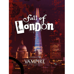 Vampire: The Masquerade (5th ed) - Fall of London