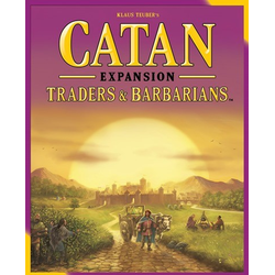Settlers of catan (5th ed): Traders & Barbarians expansion (eng. regler)
