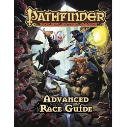 Pathfinder RPG: Advanced Race Guide (hardback)
