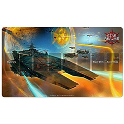 Star Realms: Play Mat War World