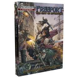 Freeport: The City of Adventure (Pathfinder RPG)