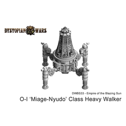 Empire of the Blazing Sun O-I 'Miage-Nyudo' Class Heavy Walker (1)