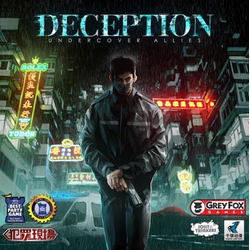 Deception: Undercover Allies