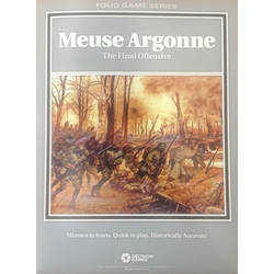 Folio Series: Meuse Argonne: The Final Offensive