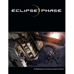 Eclipse Phase: Core Rulebook