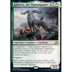 Magic löskort: Ikoria: Lair of Behemoths: Kaheera, the Orphanguard