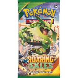 Pokemon TCG: XY6 Roaring Skies Booster Pack