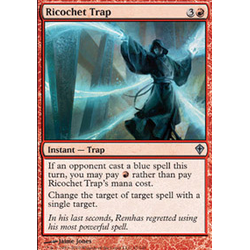 Magic löskort: Zendikar: Ricochet Trap
