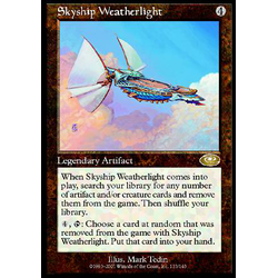 Magic löskort: Planeshift: Skyship Weatherlight