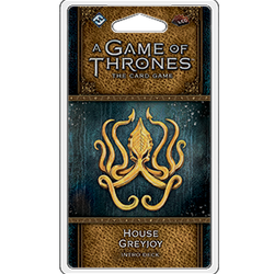 A Game of Thrones LCG (2nd ed): House Greyjoy Intro Deck