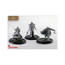 Mutant Chronicles RPG: Bauhaus Model Set