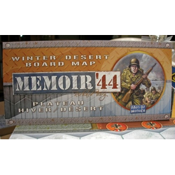 Memoir 44: Winter/Desert Board