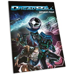 DreadBall: Season 4 Rulebook