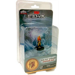 Dungeons & Dragons Attack Wing: Sun Elf Wizard