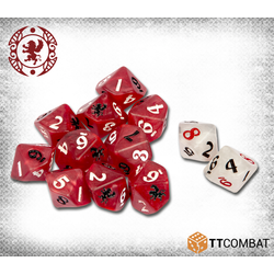 Carnevale: The Guild dice