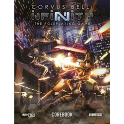 Infinity RPG: Core Rulebook