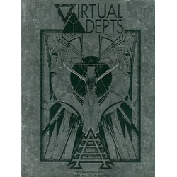 Mage: The Ascension: Tradition Book: Virtual Adepts (Begagnad) )