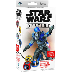 Star Wars: Destiny: Allies of Necessity Draft Set