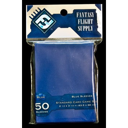 FFG Standard Sleeves Blue 64x88 mm