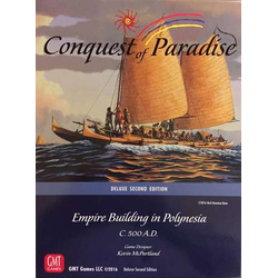 Conquest of Paradise (Deluxe 2nd Ed)