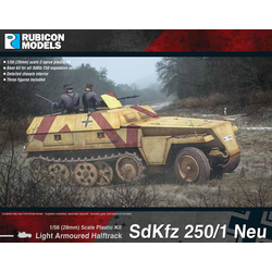 Rubicon: German SdKfz 250/1 Neu (aka 250N)