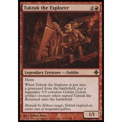 Magic löskort: Rise of the Eldrazi: Tuktuk the Explorer