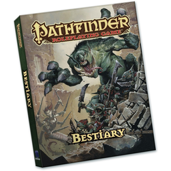 Pathfinder RPG: Bestiary (pocket)