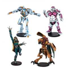 DreadBall: Ultrazone Superstars - All-Stars MVP Pack