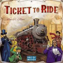 Ticket to Ride (eng. regler)
