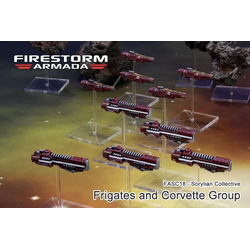 Sorylian Collective Frigate & Corvette Group