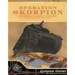 Operation Skorpion: Rommel's First Strike