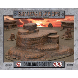 Battlefield in a Box: Badlands Bluff