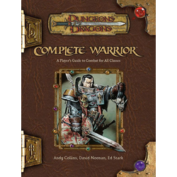 D&D 3.5: Complete Warrior