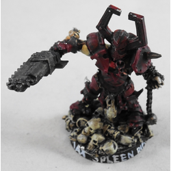 Chaos Space Marines: Chaos Champion (Metall, Konverterad)