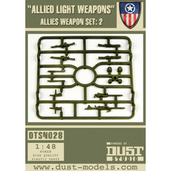 Dust 1947: Allies Weapon Set 2