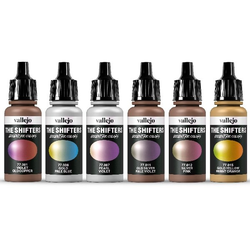 Vallejo Paint Set The Shifters Magic Dust