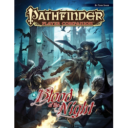 Pathfinder Player Companion: Blood of the Night