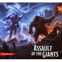 Assault of the Giants (standard ed)