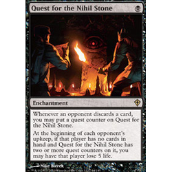Magic löskort: Worldwake: Quest for the Nihil Stone