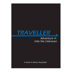 Traveller 3rd ed: Adventure 4: Into the Unknown
