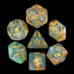 Luminous Copper/Green (7-Die set)