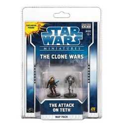 Star Wars Miniatures: The Attack on Teth (Map pack)